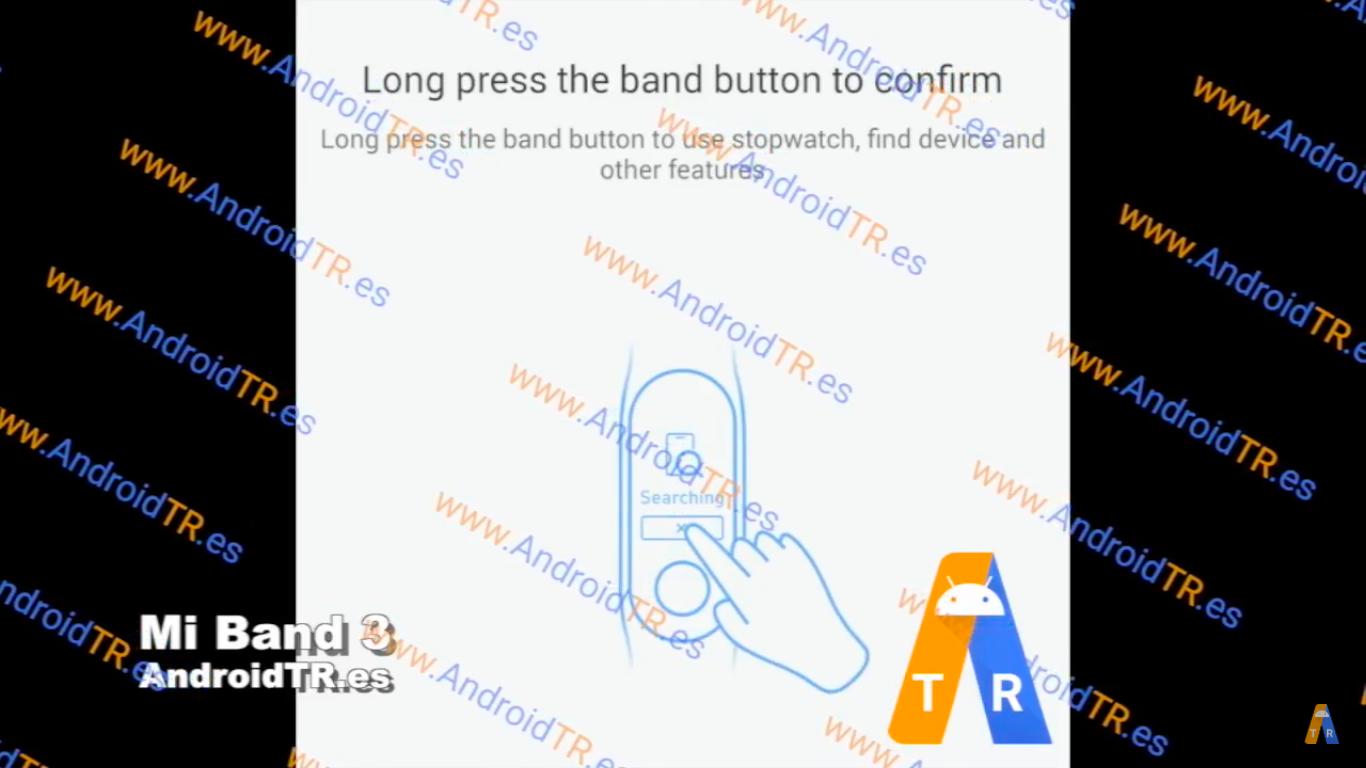 小米手环3曝光:新增游泳监测 支持触摸屏了的照片 - 3