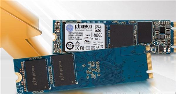 金士顿发布平价M.2 NVMe固态盘A1000:1.5GB/s的照片 - 2