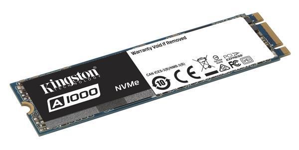 金士顿发布平价M.2 NVMe固态盘A1000:1.5GB/s的照片 - 1
