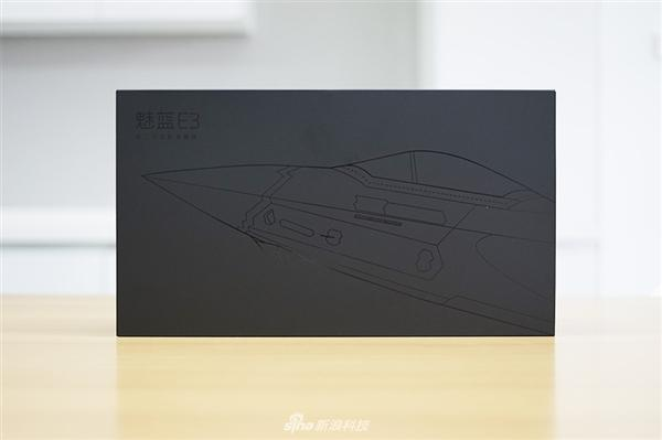 魅蓝E3歼-20定制典藏版开箱:颜值爆表的照片 - 2