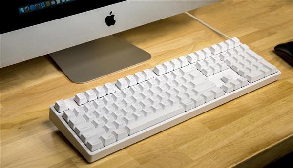 ikbc发布G-108机械键盘:完美支持MacOS/超静音的照片 - 3