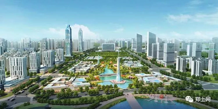 中原新区三十里铺片区(一期)控制性详细规划公示!