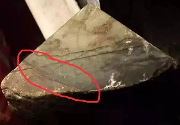 玉石原石的鑒別