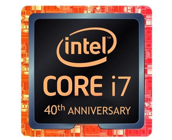 Intel处理器40周年纪念版i7-8086K曝光跑分:加速5.1GHz的照片 - 3