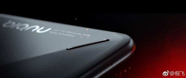 努比亚红魔游戏手机现身:采用全金属机身的照片 - 2