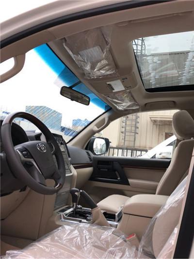 18款丰田酷路泽4000陆巡4.0中东版四驱最新市场价