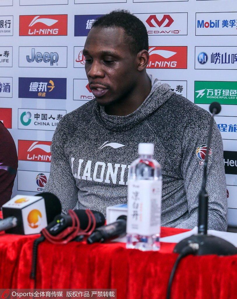 哈德森:在球队需要我的时候 去做我应该做的事