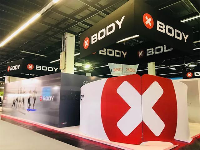 本次FIBO大会,共设有10个展馆和相关健身培训课程。