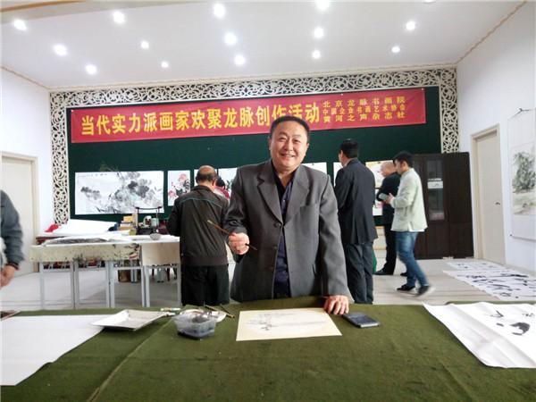 京南八友 走进北京农业嘉年华
