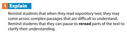 解读Wonders中的重读(Reread)阅读策略