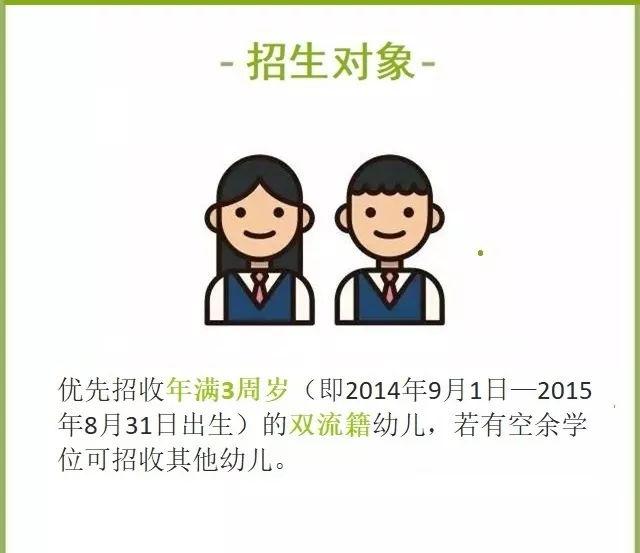 成都市双流区教育局2018年秋季幼儿园招生公告