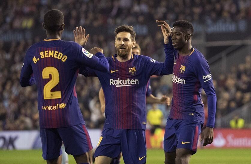 国王杯决赛前瞻:巴帅或夺首冠 梅西迎最爱对手