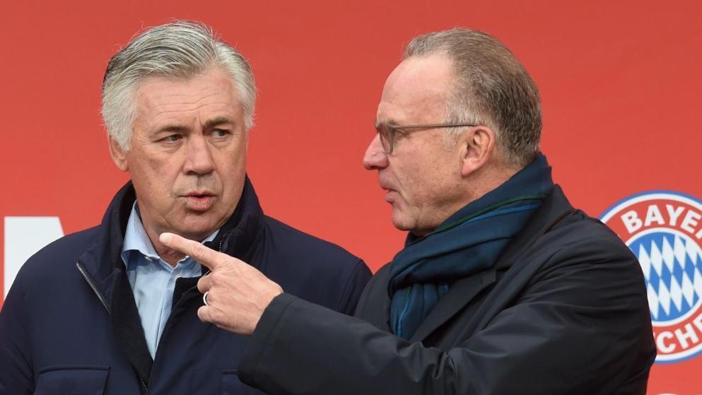 鲁梅尼格:安帅本应学好德语 皇马是欧冠大热门