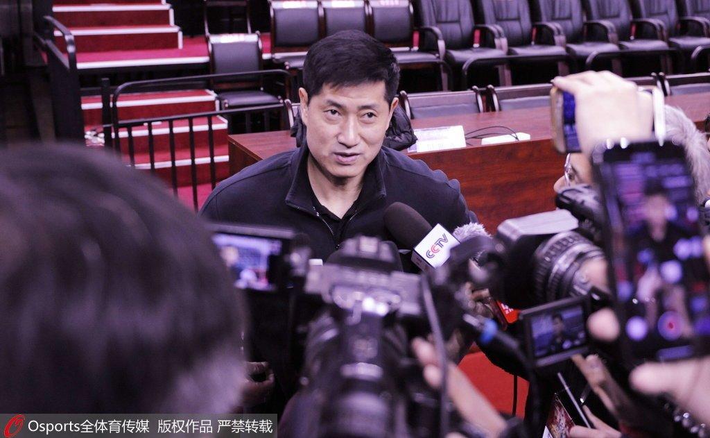李春江遭禁赛李晓勇指挥 称已经0-3要放手一搏
