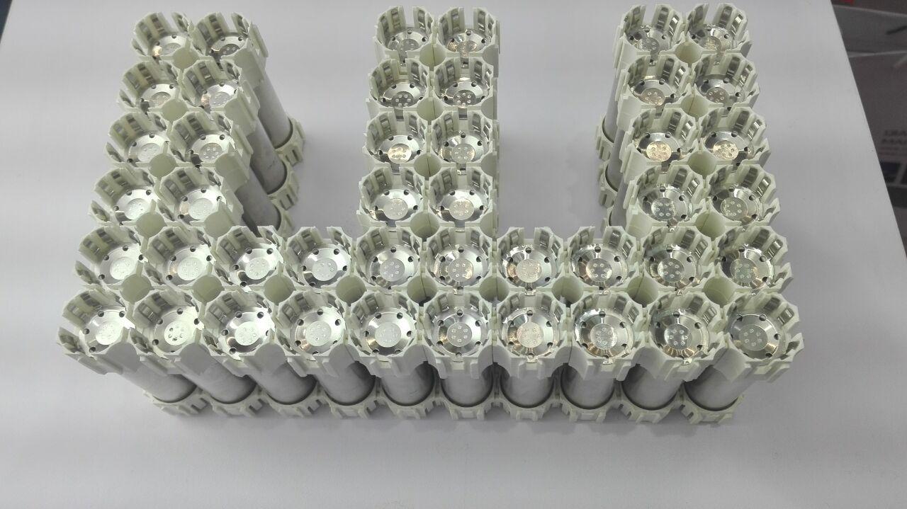 铝型材外壳喷涂固化处理的工艺——亚陆行动力电池铝壳