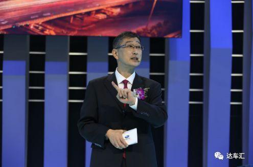 斯巴鲁发布新动力 水平对置发动机再次升级