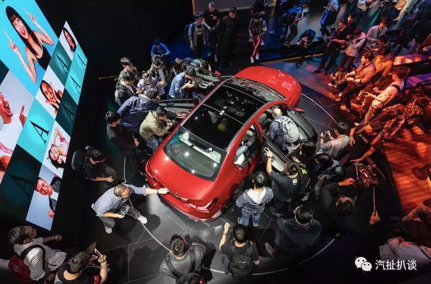 奔驰全新长轴距A级轿车的亮相带给我们哪些启示