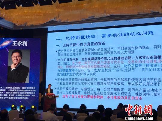 海内外专家齐聚北京共同探讨区块链未来发展