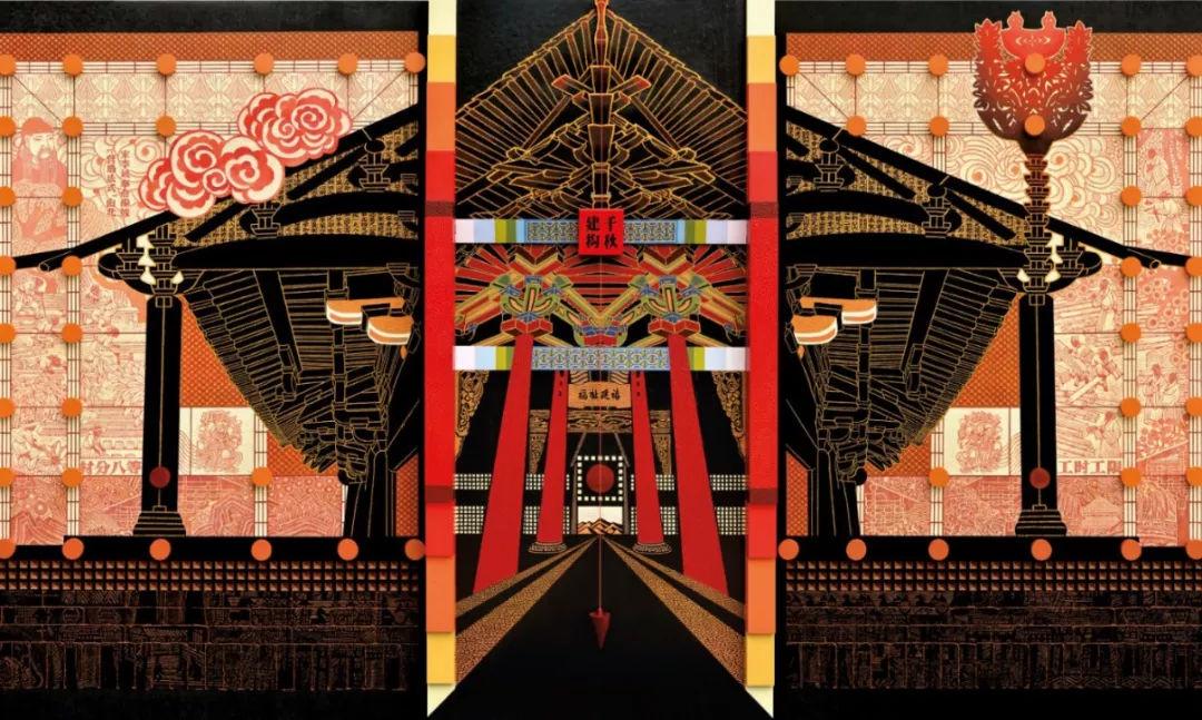 桃花盛开·2018首届中国版画作品展将于5月4日开幕