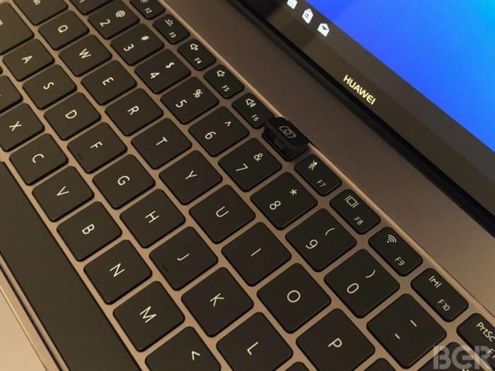 华为MateBook X Pro上手评测:值得尝试的Windows高端笔记本的照片 - 5