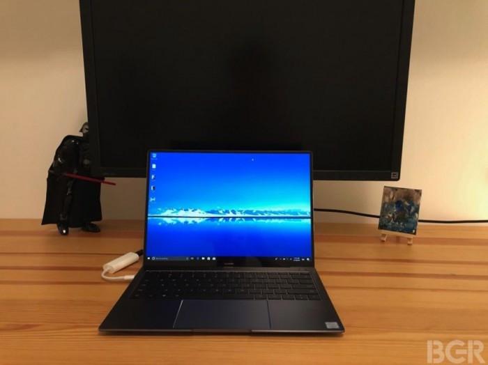 华为MateBook X Pro上手评测:值得尝试的Windows高端笔记本的照片 - 2