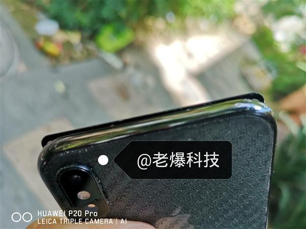 小米7贴膜上身iPhone X:神奇一幕出现了的照片 - 6
