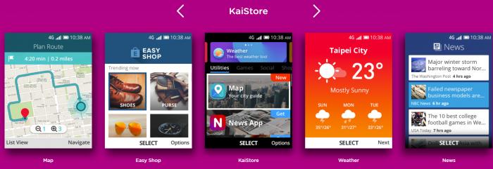 KaiOS 超越 iOS 成为印度第二大移动操作系统的照片 - 2
