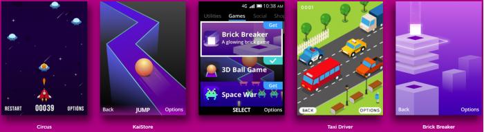 KaiOS 超越 iOS 成为印度第二大移动操作系统的照片 - 3