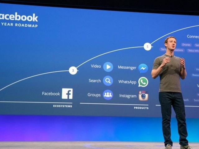 Facebook史上最大变动 新增区块链
