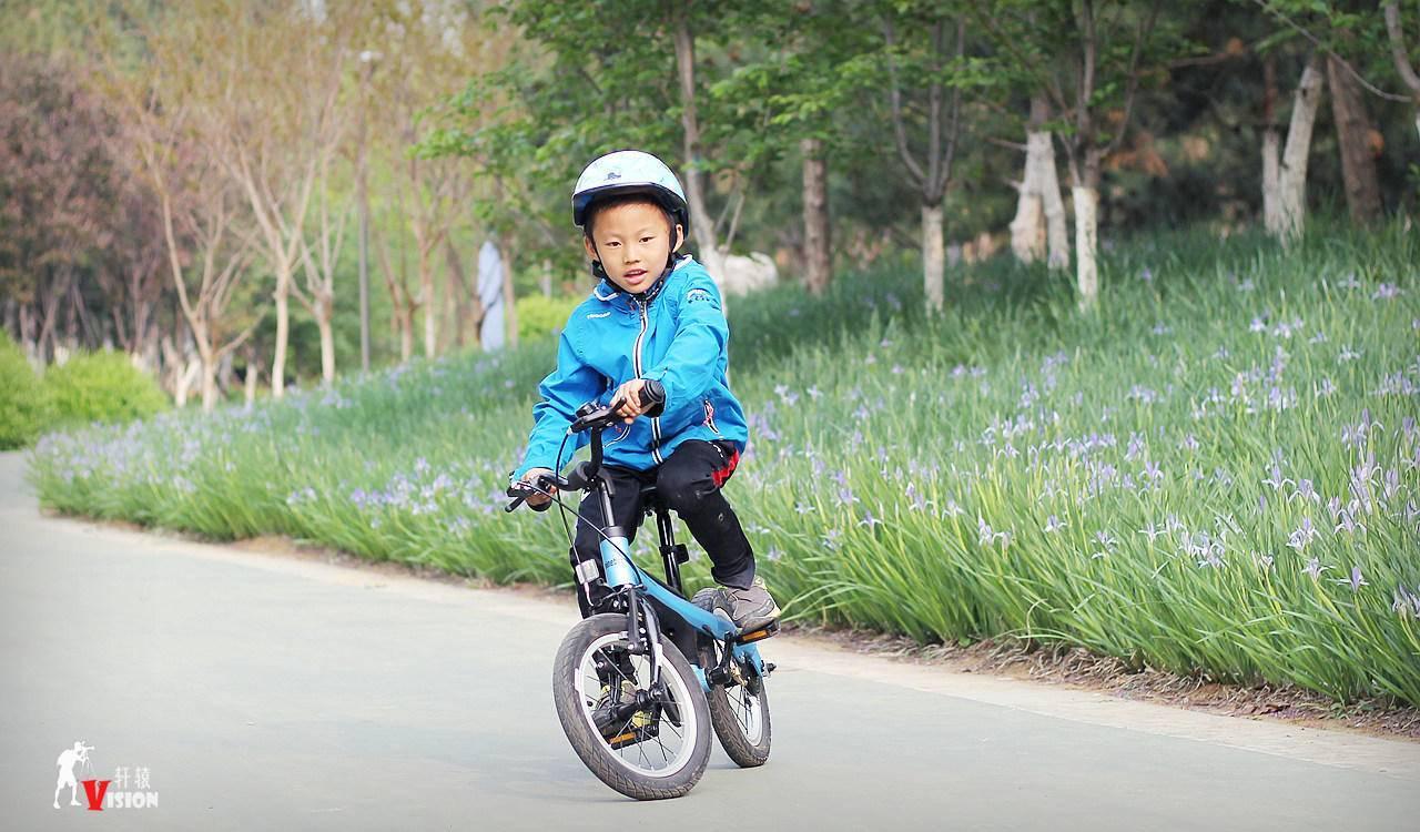 小米旗下的第一款儿童自行车,Ninebot Kids Bike体验如何?,46