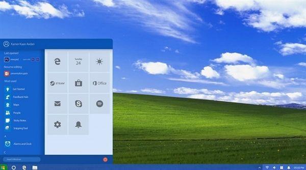 """网友希望微软能推出Windows XP""""2018重制版""""的照片 - 1"""