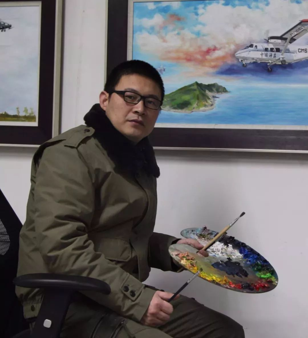 【收藏推荐】聚焦艺术名家作品展——宫浩钦