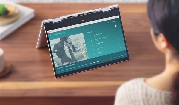 惠普Envy x360变形本全线升级:锐龙APU力压酷睿的照片 - 1