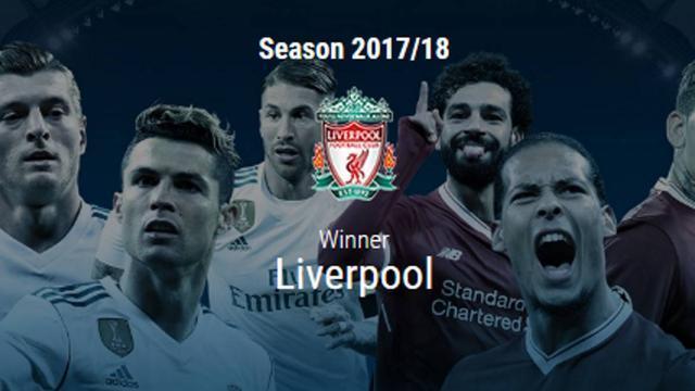 前欧足联官员:皇马老赢没意思 希望利物浦夺冠