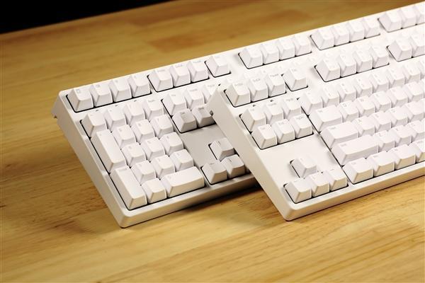 专为左撇子而来!ikbc左手键盘全新上市:左右全开的照片 - 3