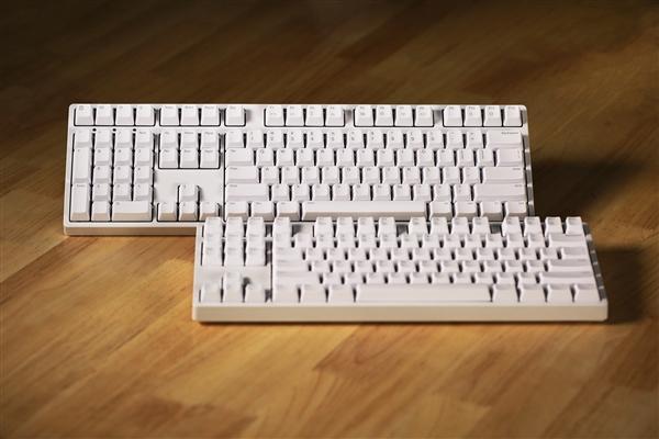 专为左撇子而来!ikbc左手键盘全新上市:左右全开的照片 - 2