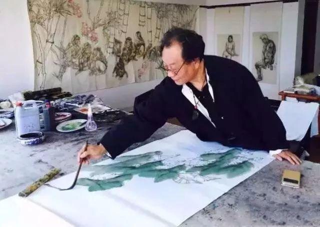 【收藏推荐】聚焦艺术名家作品展——刘峰