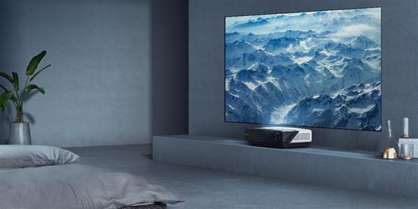 海信推出80吋激光电视新品 全面突击65吋以上市场的照片 - 1
