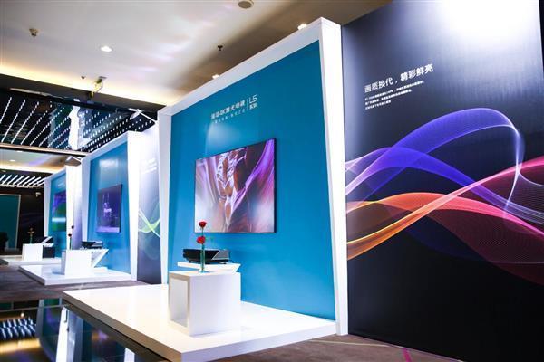 海信推出80吋激光电视新品 全面突击65吋以上市场的照片 - 3