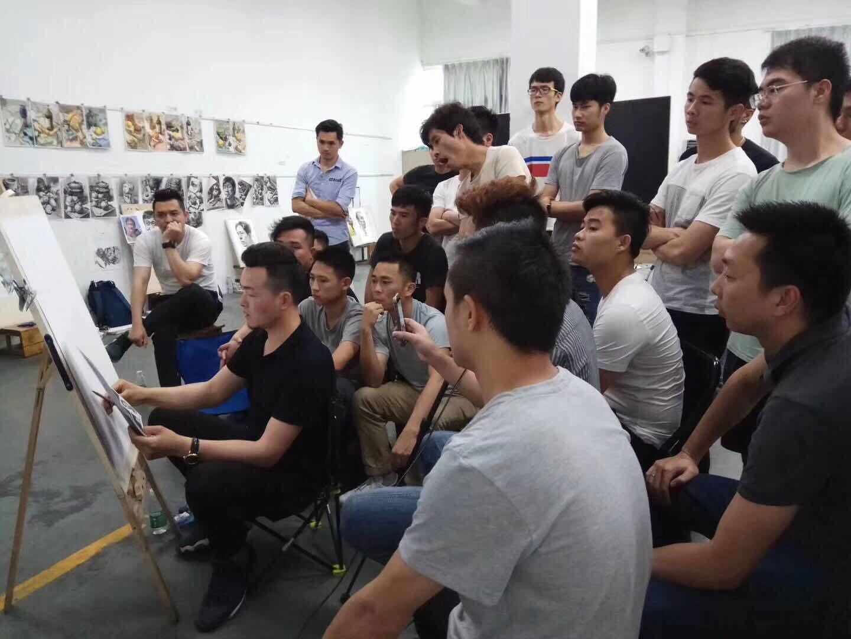 精益求精,只为成就更好的你-广州博大画室