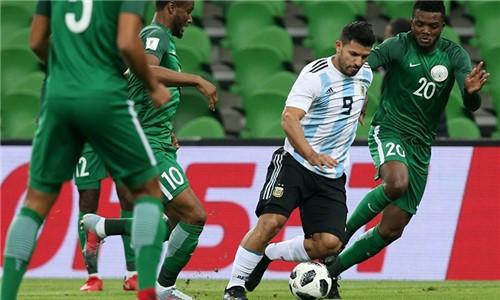 尼日利亚预选赛回顾:高分强势出线 八轮6胜2平