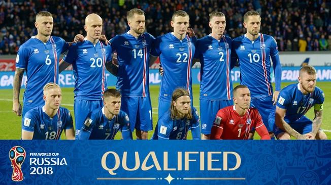 冰岛概述:小国上演足球奇迹 或成世界杯大黑马