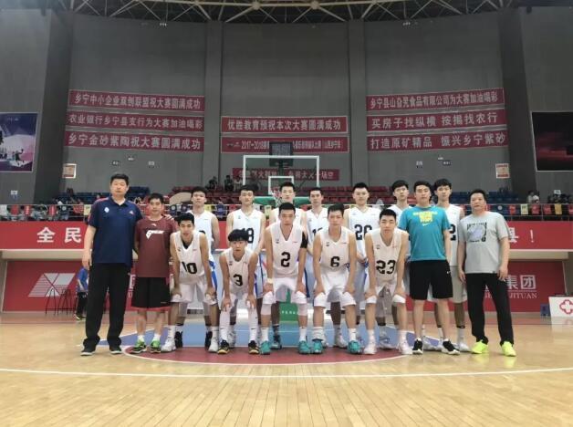 浙江广厦获2017-18赛季CBA联赛预备队比赛冠军