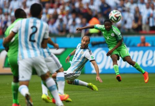 尼日利亚21世纪回顾:多次输阿根廷 专克亚洲队