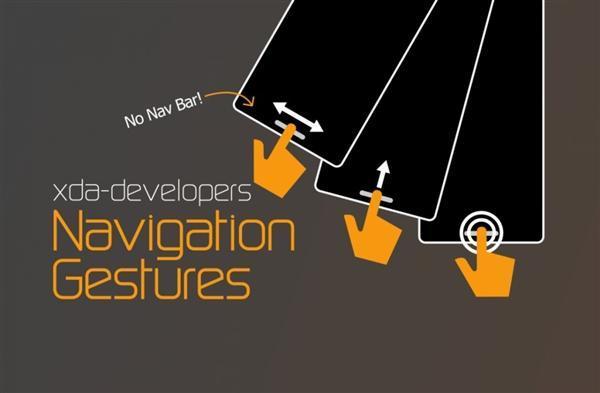 XDA出品 全面屏手势应用Navigation Gestures发布