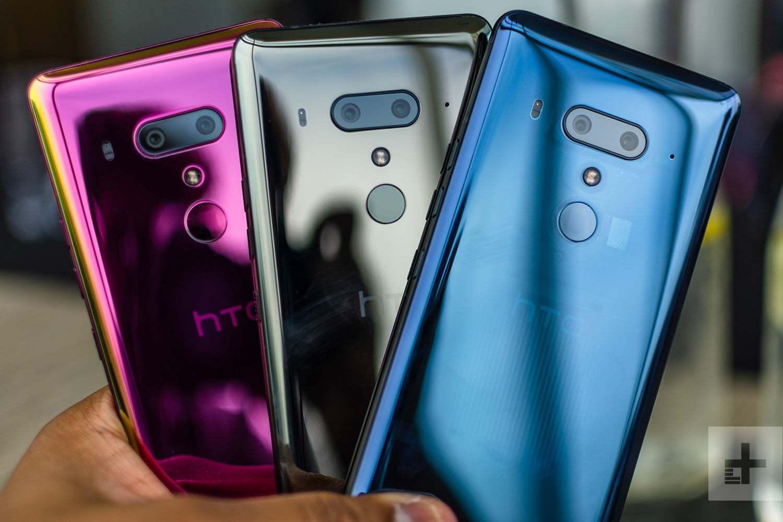 5888元:手机团队被谷歌收购后首款手机HTC U12+做了这些改变的照片 - 2