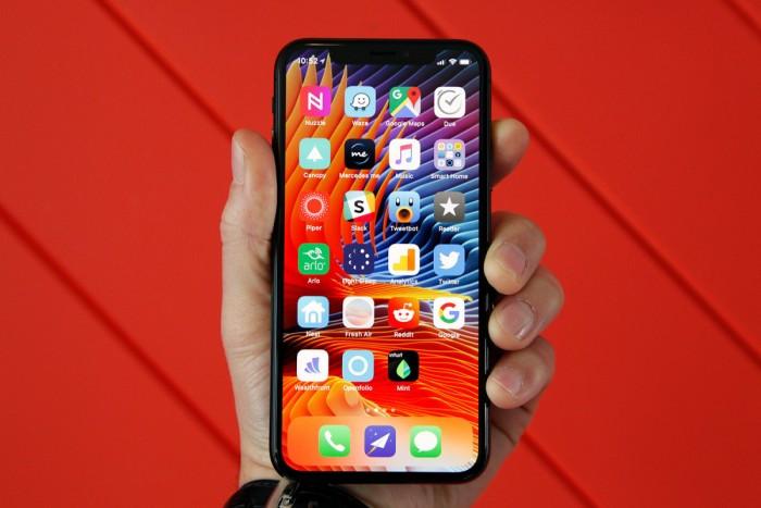 苹果下一代iPhone X谍照曝光