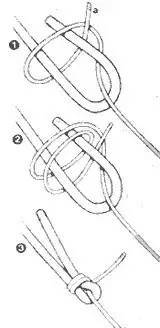 实用绳结打法22种