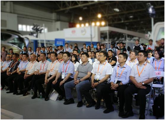 海格客车在京发布全新一代大数据智慧客车