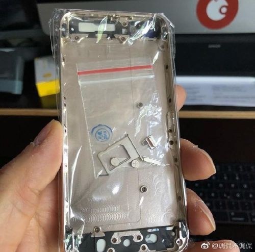 iOS 12更新界面曝光 iPhone SE 2后壳照再次放出的照片 - 2
